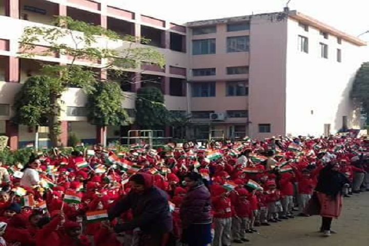 Lord Mahavir Jain Public School-Red Day