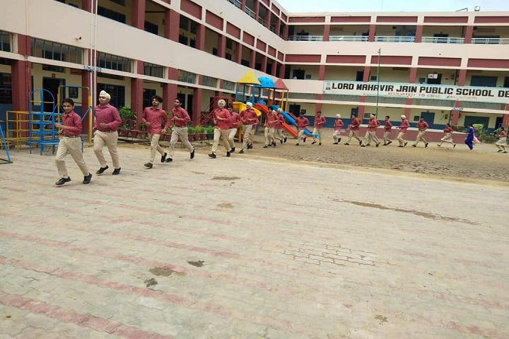 Lord Mahavir Jain Public School-Running