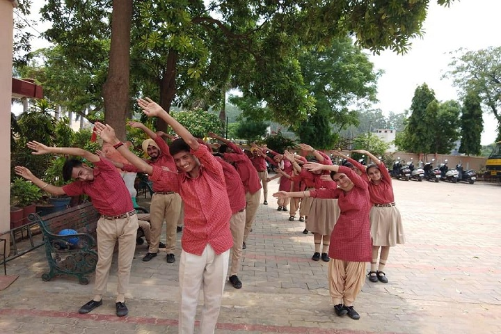 Lord Mahavir Jain Public School-Yoga