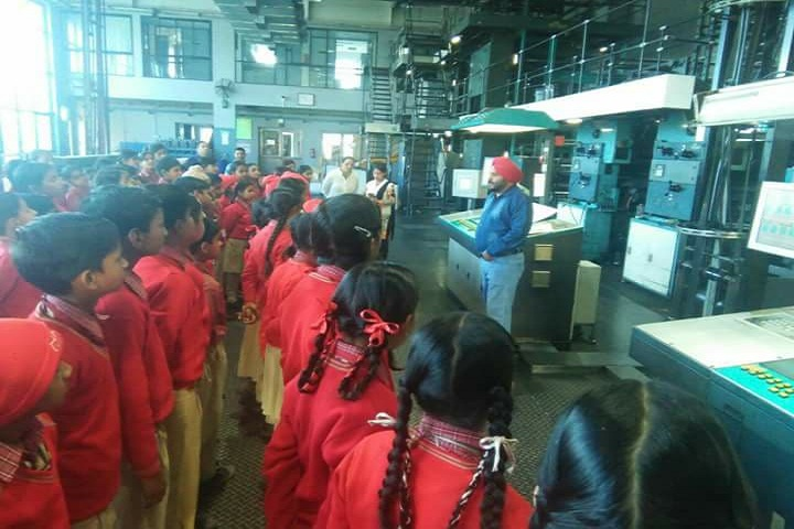 Lord Mahavir Jain Public School-Workshop