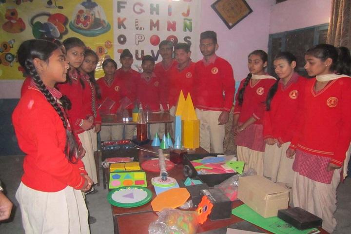 Lord Mahavir Jain Public Senior Secondary School-Students