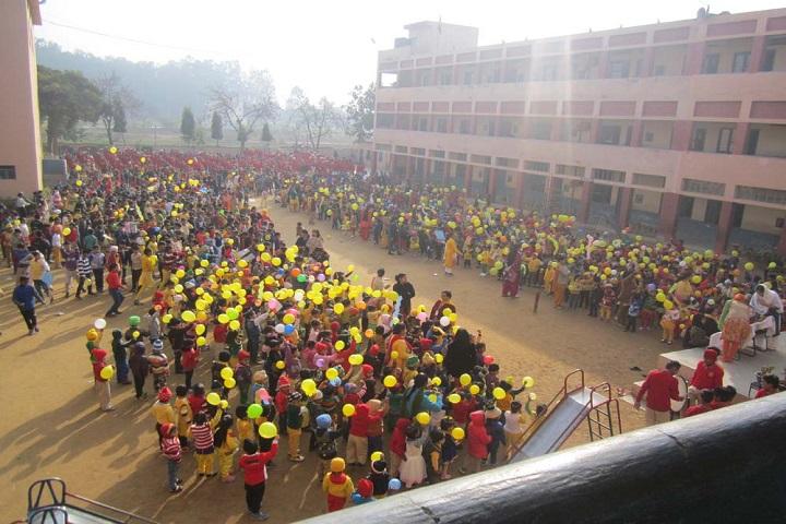 Lord Mahavir Jain Public Senior Secondary School-Campus-View