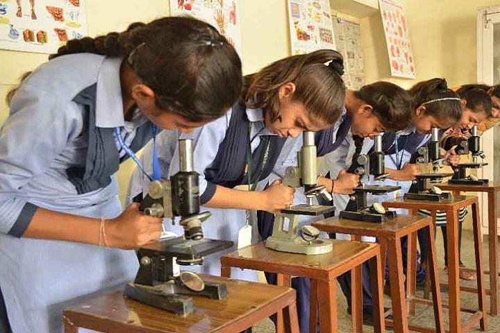 Lord Rama Public School-Biology-Lab