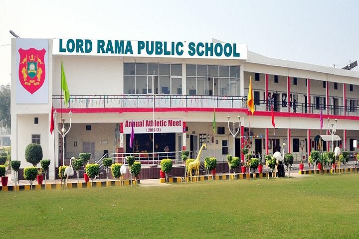 Lord Rama Public School-Campus