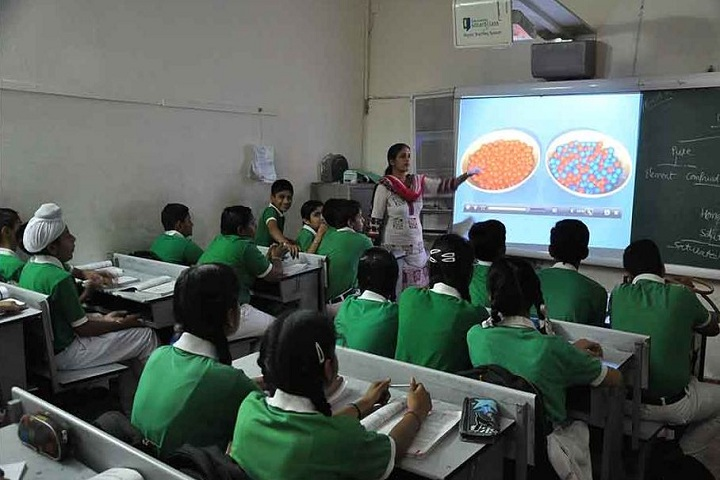 Lord Rama Public School-Class
