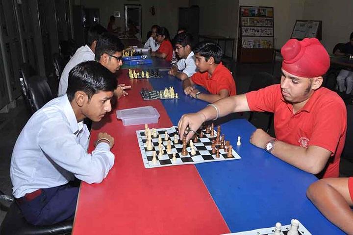Lord Rama Public School-Games