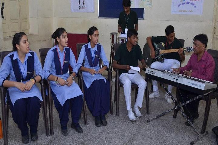 Lord Rama Public School-Music Room