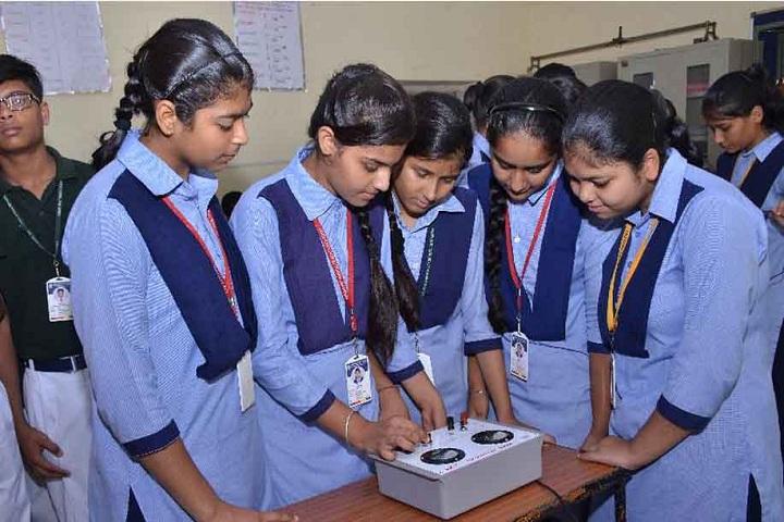 Lord Rama Public School-Physics-Lab