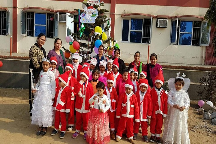 Lotus International School-Christmas