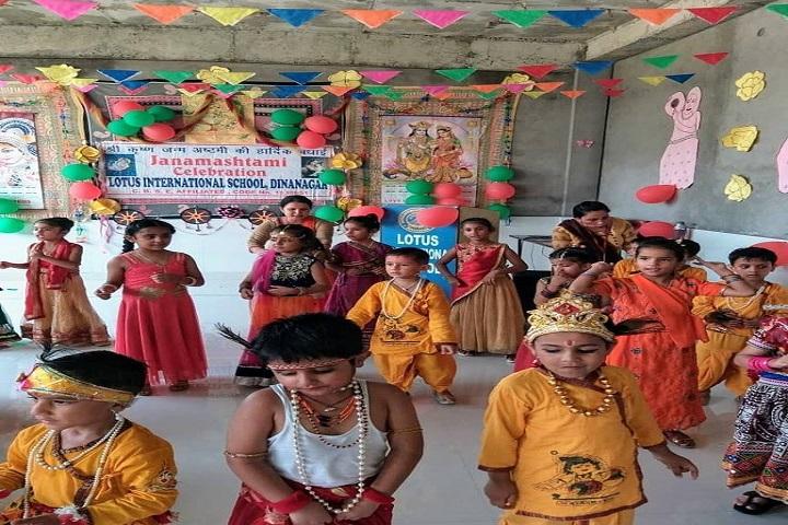 Lotus International School-Festivals Celebrations