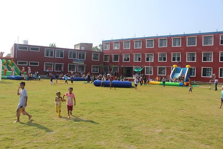 Lotus Valley Senior School-Ground