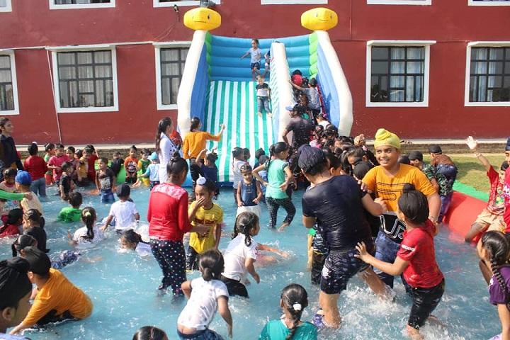 Lotus Valley Senior School-Kindergarden
