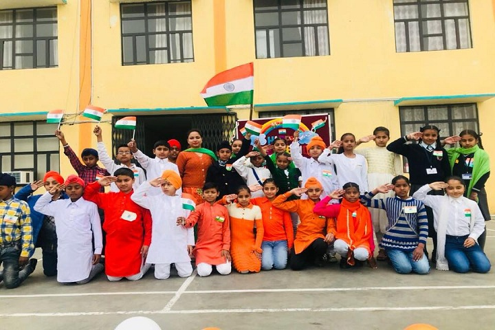 Lotus Valley Senior School-Republic Day