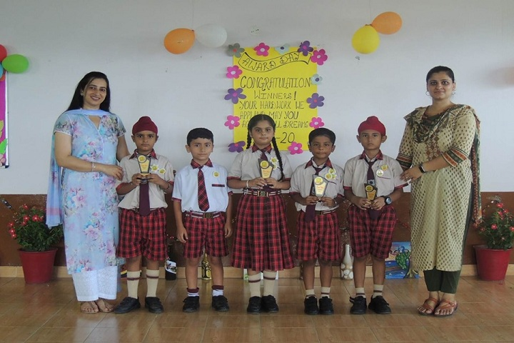 Luv Dale Senior School-Achievements