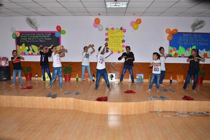 Luv Dale Senior School-Dance