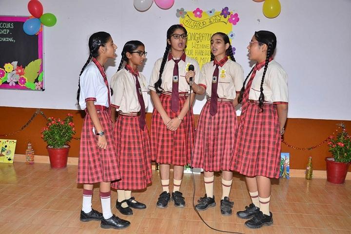 Luv Dale Senior School-Singing