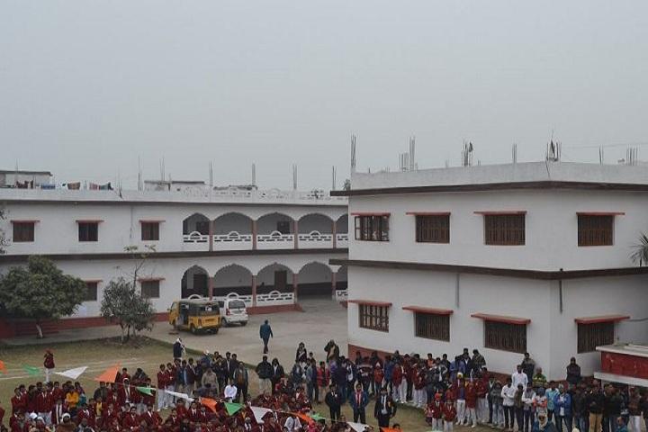 J R Convent-Campus View