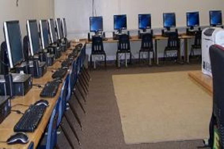 J R Convent-IT Lab