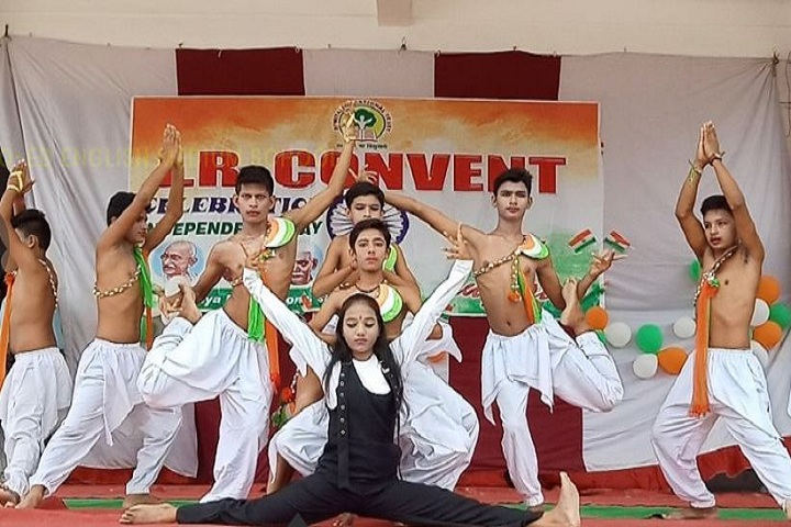 J R Convent-Independence Day Celebration