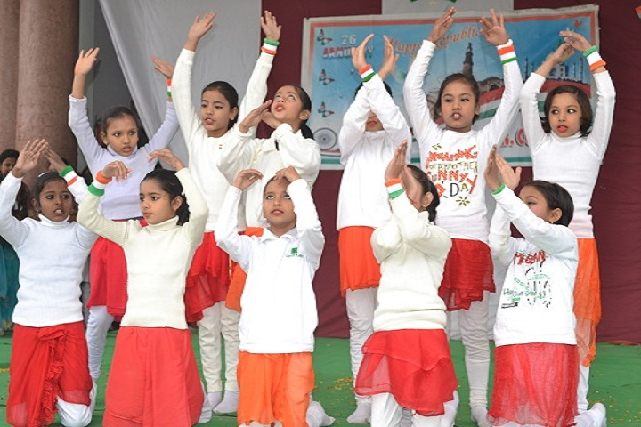 J R Convent-Independence Day