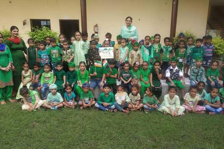 MSM Convent School-Kids