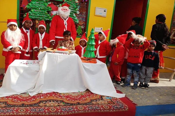 Maa Sarswati Public School-Christmas-Celebration
