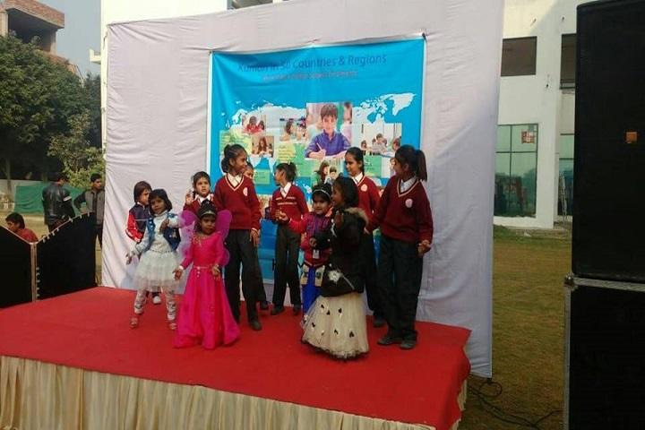 Maa Sarswati Public School-Dance