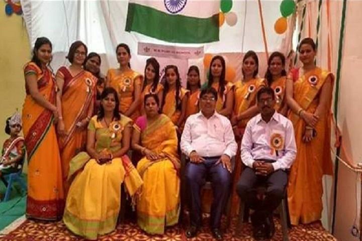 Maa Sarswati Public School-Staff