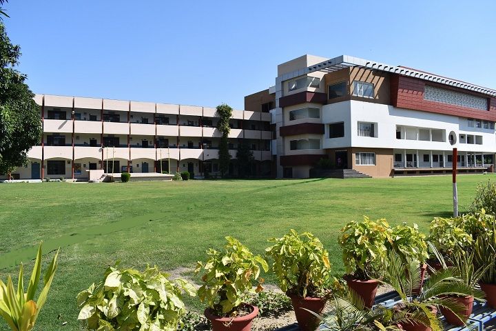 Madhav Vidya Niketan Senior Secondary School-Campus