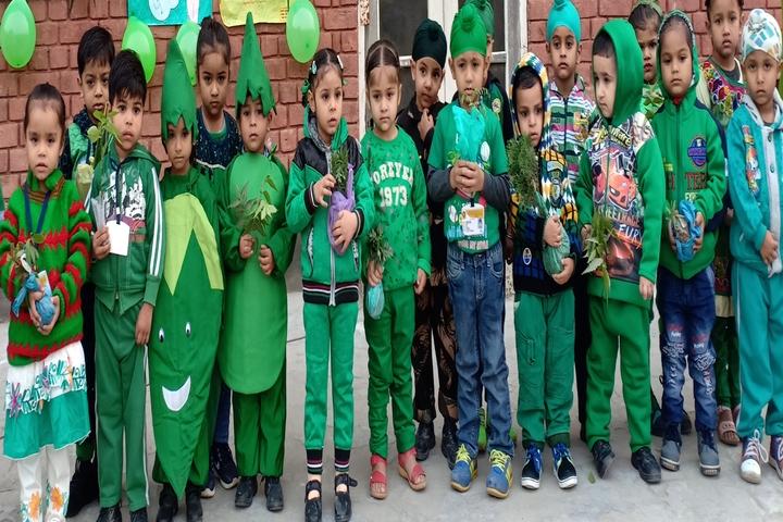 Maharaja Ranjit Singh Public Senior Secondary School-Green Day