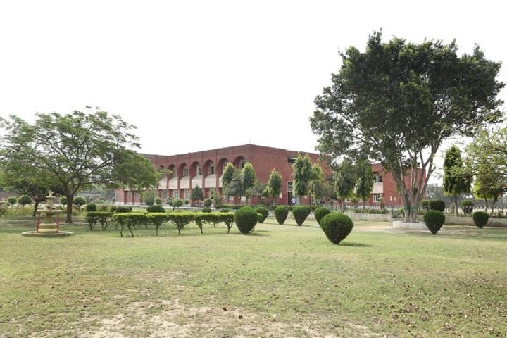Maharaja Ranjit Singh Public Senior Secondary School-Play Ground