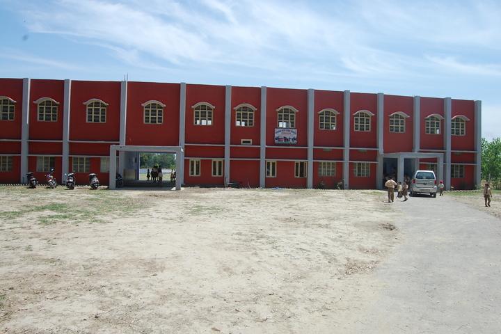 Maharana Partap Adarsh Vidyalaya-Campus