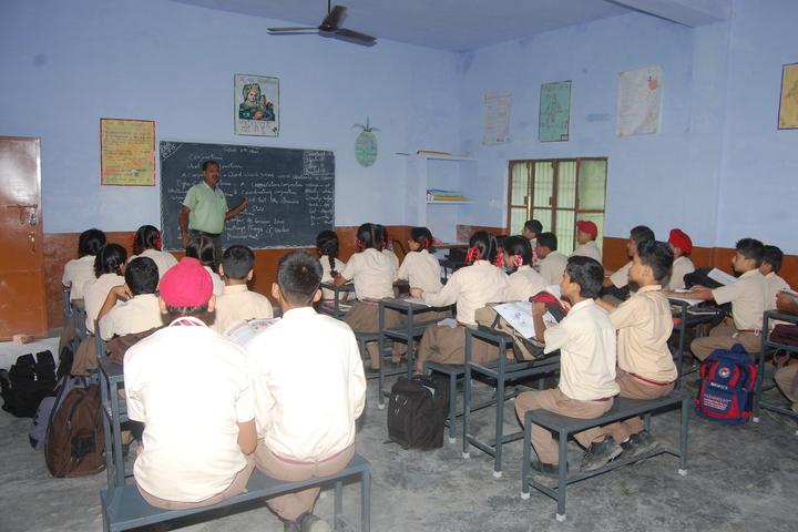 Maharana Partap Adarsh Vidyalaya-Classroom