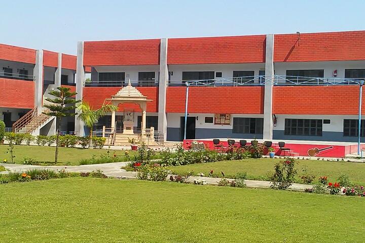 Maharana Partap Senior Secondary Adarsh Vidyalaya-Campus
