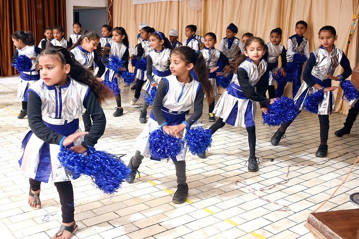 Major Ajaib Singh Convent School-Dance