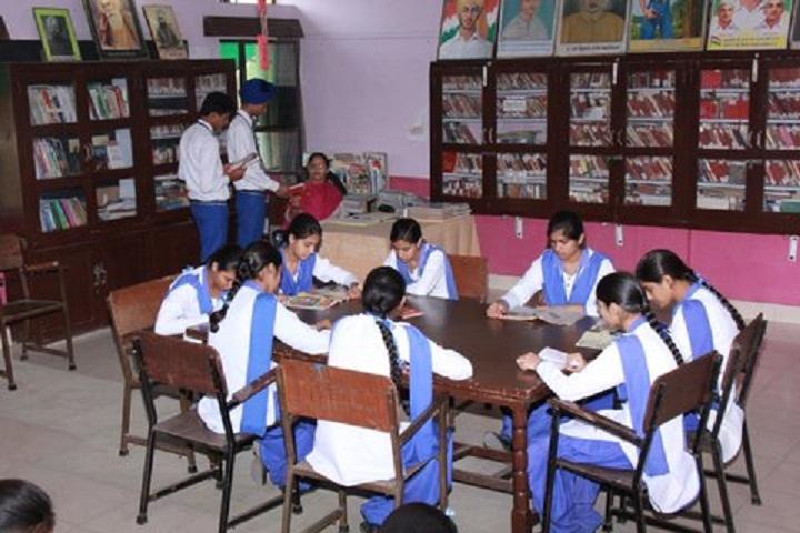 Major Ajaib Singh Convent School-Library