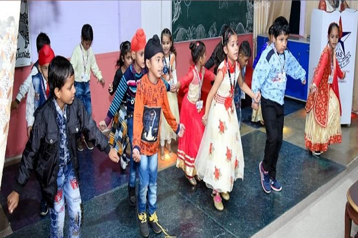 Major Ajaib Singh Convent School-Children