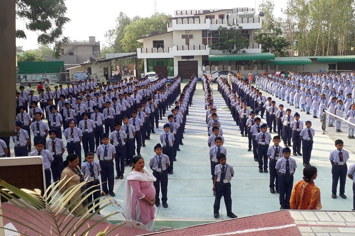 Major Ajaib Singh Convent School-Pledge