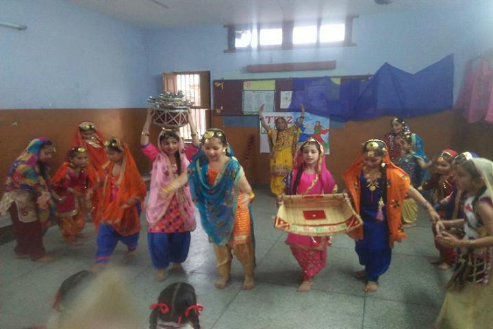 Malvi Devi Dayanand model School-Drama