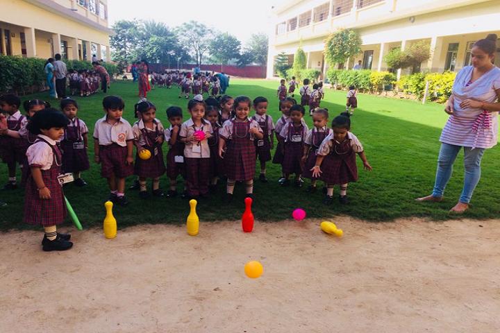 Malvi Devi Dayanand model School-Play Area