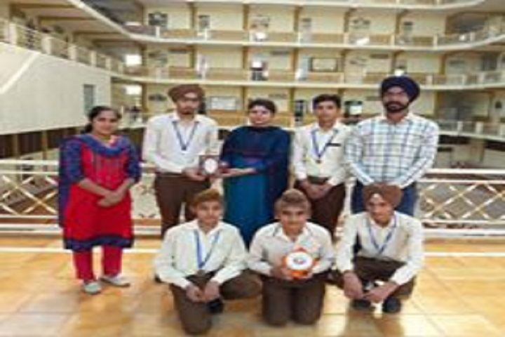 Mamta Nikethan Convent School-Awards to the Students