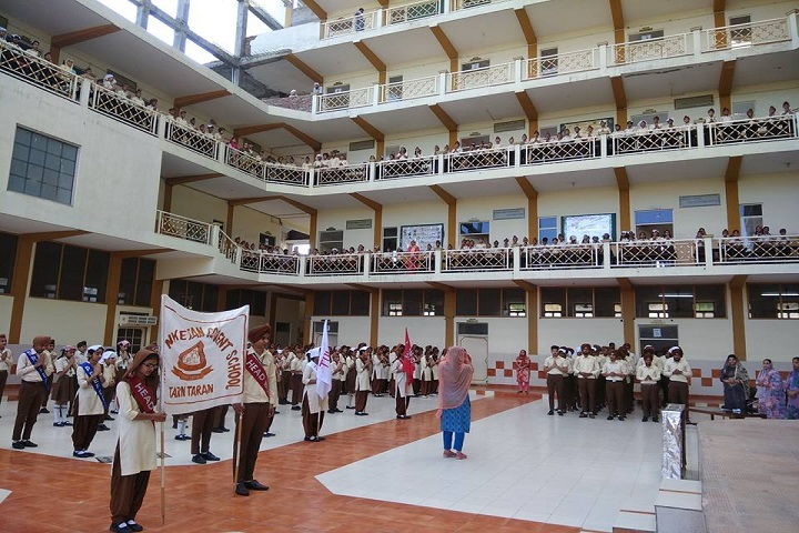 Mamta Nikethan Convent School-Campus View