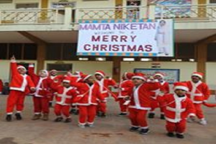 Mamta Nikethan Convent School-Christmas Celebrations