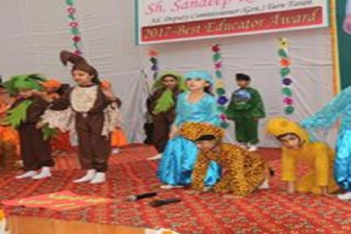 Mamta Nikethan Convent School-Drama