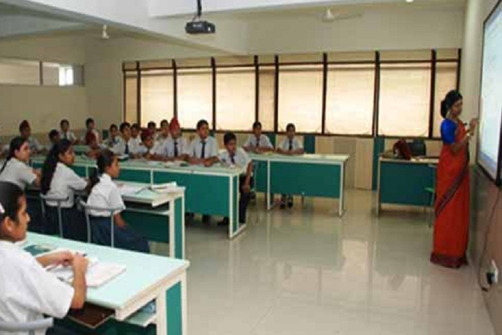Manav Mangal Smart School-Classroom