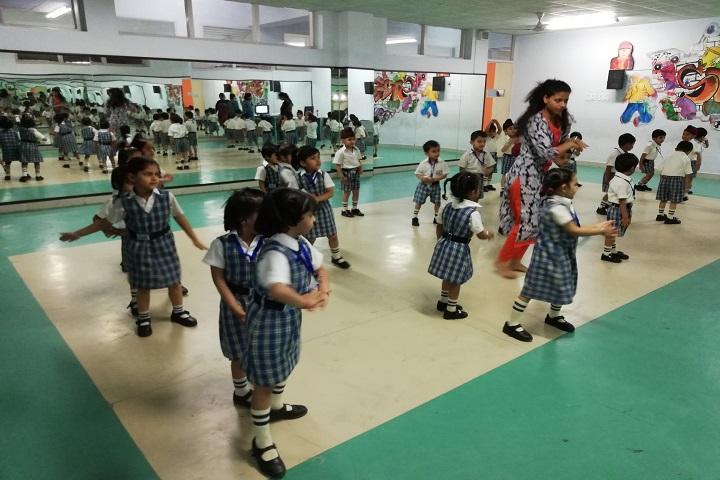 Manav Mangal Smart School-Dance room