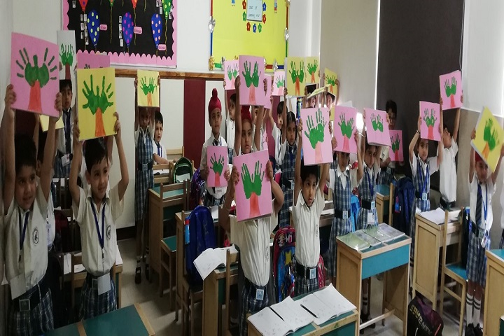 Manav Mangal Smart School-Kids Project
