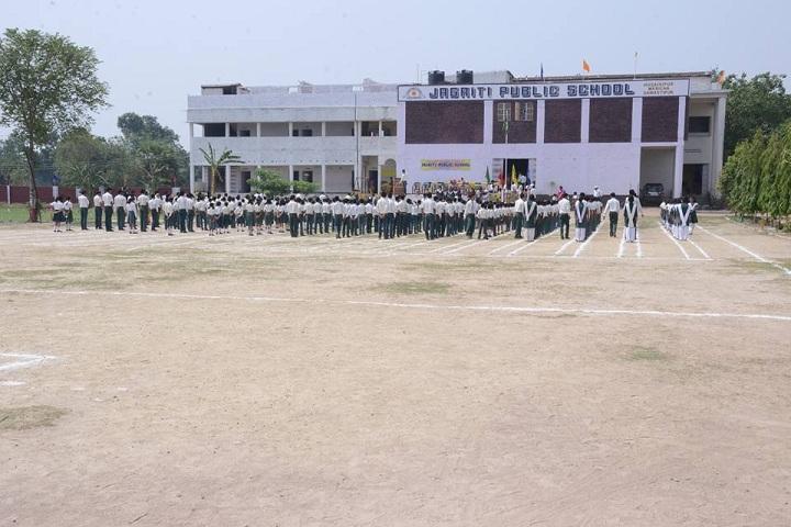 Jagriti Public School-Campus