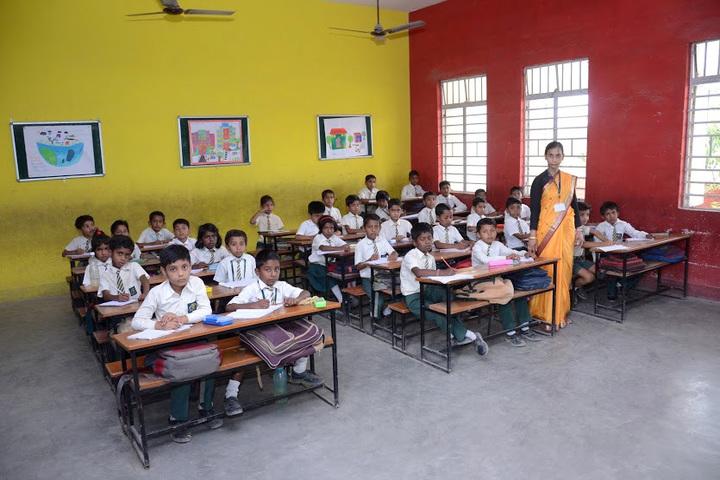 Jagriti Public School-Classroom