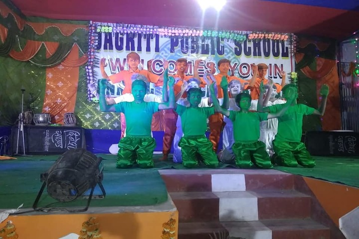 Jagriti Public School-Independence Day Celebrations